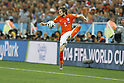 Daley Blind (NED),<br /> JULY 9, 2014 - Football / Soccer :<br /> FIFA World Cup 2014 semi-final match between Netherlands 0(2-4)0 Argentina at Arena De Sao Paulo Stadium in Sao Paulo, Brazil. (Photo by AFLO) [3604]