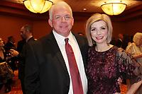 NWA Democrat-Gazette/CARIN SCHOPPMEYER Tim and Deanah Baker enjoy the Mercy Charitable Ball.