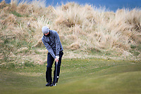 Mark Power (Kilkenny) during the 3rd round of matchplay at the 2018 West of Ireland, in Co Sligo Golf Club, Rosses Point, Sligo, Co Sligo, Ireland. 02/04/2018.<br /> Picture: Golffile | Fran Caffrey<br /> <br /> <br /> All photo usage must carry mandatory copyright credit (&copy; Golffile | Fran Caffrey)