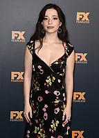 PASADENA, CA - FEBRUARY 4:  Mikey Madison at the 2019 FX Networks Winter TCA Star Walk at The Langham Huntington Hotel and Spa on February 4, 2019 in Pasadena, California. (Photo by Scott Kirkland/FX/PictureGroup)