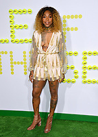 Cappie Pondexter at the premiere for &quot;Battle of the Sexes&quot; at the Regency Village Theatre, Westwood, Los Angeles, USA 16 September  2017<br /> Picture: Paul Smith/Featureflash/SilverHub 0208 004 5359 sales@silverhubmedia.com