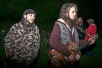 Folk Around the Fire Easter Celebration, Moseley Bog, Yardley Wood Road Moseley, Acoustic Music Session, 15 April 2017, Johnny Kowalski, Emma Postle, Ruth Wilson, Smut Rakhra, Marcus Taylor, Katherine McWilliam, Amy Wol, Faba Tama, Brendan O'Neill,