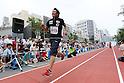 "Nobuharu Asahara, JULY 3, 2011 - Athletics : ""Road to Hope"" Kobe Sports Street,   Hyogo, Japan. (Photo by Akihiro Sugimoto/AFLO SPORT) [1080]"