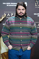 Brays Efe attends to the premiere of 'La Peste' at Callao Cinemas in Madrid, Spain. January 11, 2018. (ALTERPHOTOS/Borja B.Hojas) /NortePhoto.com NORTEPHOTOMEXICO