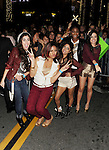 LOS ANGELES, CA - DECEMBER 06: Fifth Harmony arrives at the 'The X Factor' Viewing Party Sponsored By Sony X Headphones at Mixology101 & Planet Dailies on December 6, 2012 in Los Angeles, California.