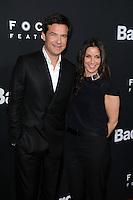 "Jason Bateman, Amanda Anka<br /> at the ""Bad Words"" Los Angeles Premiere, Arclight, Hollywood, CA 03-05-14<br /> David Edwards/DailyCeleb.Com 818-249-4998"