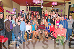 21st Birthday : Sharon Chute, Listowel celebrating her 21st birthday with family & friends at The Kingdom Bar, Listowel on Saturday night last.