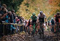 CX World Champion Wout Van Aert (BEL/Cibel-Cebon)<br /> <br /> Men's race<br /> Superprestige Asper-Gavere 2018 (BEL)
