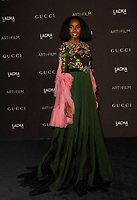 Kiki Layne attends 2018 LACMA Art + Film Gala at LACMA on November 3, 2018 in Los Angeles, California.    <br /> CAP/MPI/IS<br /> &copy;IS/MPI/Capital Pictures
