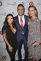 BEVERLY HILLS, CA - OCTOBER 12: Eva Longoria, Jaime Camil and Heidi Balvanera at the Eva Longoria Foundation Gala at The Four Seasons Beverly Hills in Beverly Hills, California on October 12, 2017. Credit: Faye Sadou/MediaPunch