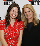 """Molly Gordon and Jessie Nelson attends the Photo Call for the MCC Theater's World Premiere production of """"Alice by Heart"""" at the New 42nd Street Studios on December 17, 2018 in New York City."""