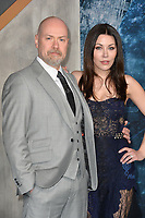 Steven S. DeKnight &amp; Jamie Slater  at the Global premiere for &quot;Pacific Rim Uprising&quot; at the TCL Chinese Theatre, Los Angeles, USA 21 March 2018<br /> Picture: Paul Smith/Featureflash/SilverHub 0208 004 5359 sales@silverhubmedia.com