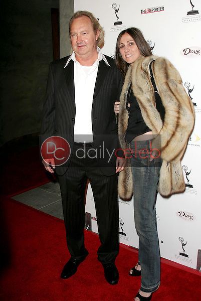 Randy Quaid and Evi Quaid<br />