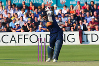 Ravi Bopara in batting action for Essex during Essex Eagles vs Somerset, NatWest T20 Blast Cricket at The Cloudfm County Ground on 13th July 2017