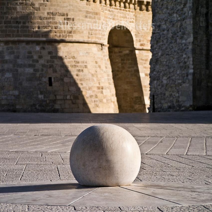 Progetto Square - Otranto - settembre 2012