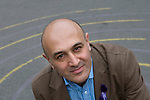 Jim Al-Khalili at Christ Church, during the Sunday Times Oxford Literary Festival, UK, 2-10 April 2011. <br />