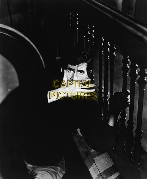 Anthony Perkins<br /> in Psycho (1960) <br /> *Filmstill - Editorial Use Only*<br /> CAP/NFS<br /> Image supplied by Capital Pictures