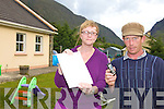BIG BILL: Tim O'Connor and his partner Sabine Lallemand of the Gap of Dunloe, who received a request for a payment of EUR29,226 from Eircom for a telephone connection.