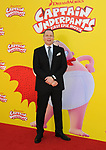 David Pilkey arriving at the Los Angeles premiere of Captain Underpants, held at the Regency Village Theater in Westwood California on May 21, 2017