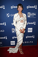 BEVERLY HILLS, CA - APRIL 12: Stephanie Beatriz, At the 29th Annual GLAAD Media Awards at The Beverly Hilton Hotel on April 12, 2018 in Beverly Hills, California. <br /> CAP/MPI/FS<br /> &copy;FS/MPI/Capital Pictures