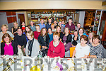 Kerry ETB staff enjoying their christmas party at Benner's Hotel on Friday