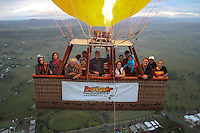 20120415 April 15 Hot Air Balloon Gold Coast
