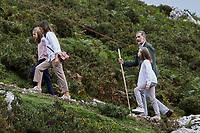 Princess Leonor of Spain to Asturias