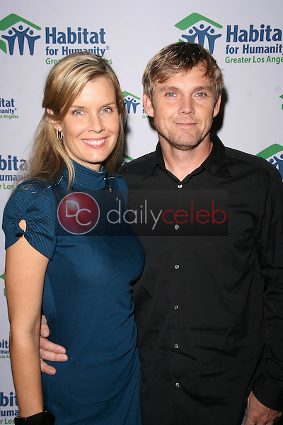 Rick Schroder and wife Andrea<br />at the 'Building A Greater Los Angeles' Gala. Beverly Hilton Hotel, Beverly Hills, CA. 10-01-08<br />Dave Edwards/DailyCeleb.com 818-249-4998