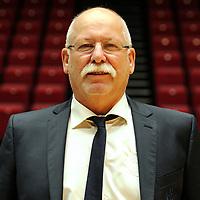GRONINGEN - Basketbal, presentatie Donar, seizoen 20-17-2018, 30-10-2017,  assistent coach Mee=indert van der Veen
