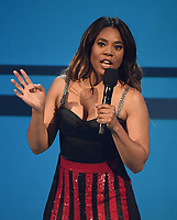 LOS ANGELES - JUNE 23: Regina Hall performs on the 2019 BET Awards at the Microsoft Theater on June 23, 2019 in Los Angeles, California. (Photo by Frank Micelotta/PictureGroup)