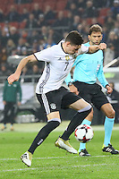 Julian Draxler (Deutschland, Germany)- 11.10.2016: Deutschland vs. Nordirland, HDI Arena Hannover, WM-Qualifikation Spiel 3