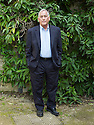Walter Isaacson , biographer of Steve Jobs  and writer  at The Oxford Literary Festival at Christchurch College Oxford  . Credit Geraint Lewis