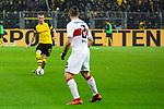 09.03.2019, Signal Iduna Park, Dortmund, GER, 1.FBL, Borussia Dortmund vs VfB Stuttgart, DFL REGULATIONS PROHIBIT ANY USE OF PHOTOGRAPHS AS IMAGE SEQUENCES AND/OR QUASI-VIDEO<br /> <br /> im Bild   picture shows:<br /> Marius Wolf (Borussia Dortmund #27) mit Emiliano Insua (VfB Stuttgart #2), <br /> <br /> Foto &copy; nordphoto / Rauch