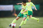 Minori Wakabayashi (JEF Ladies), <br /> SEPTEMBER 17, 2017 - Football / Soccer : <br /> 2017 Plenus Nadeshiko League Division 1 match <br /> between JEF United Ichihara Chiba Ladies 0-1 NTV Beleza <br /> at Frontier Soccer Field in Chiba, Japan. <br /> (Photo by AFLO SPORT)
