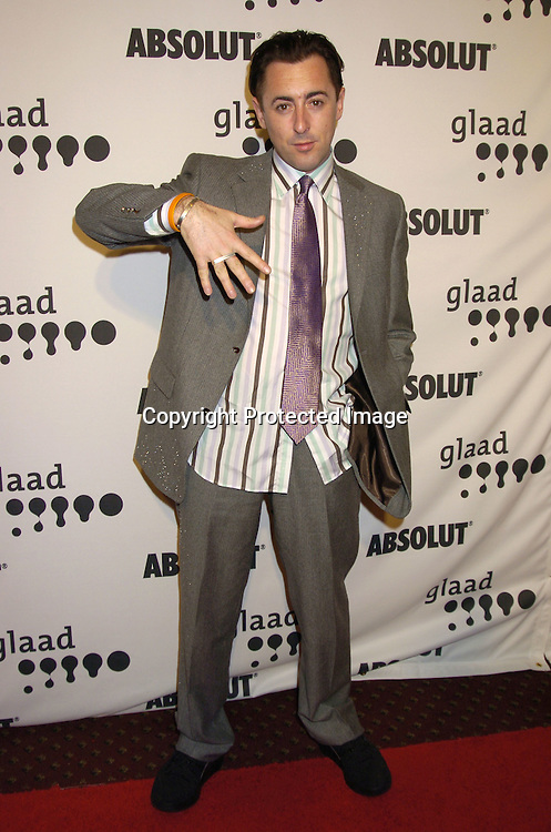 Alan Cumming..at The 16th Annual Glaad Media Awards on March 28, 2005 at The Marriott Marquis Hotel. ..Photo by Robin Platzer, Twin Images