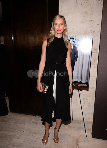 NEW YORK, NY - APRIL 16: karolina kurkova attends The Hollywood Reporter 35 Most Powerful People In Media Celebration at The Four Seasons Restaurant on April 16, 2014 in New York City RTNPluvious/MediaPunch