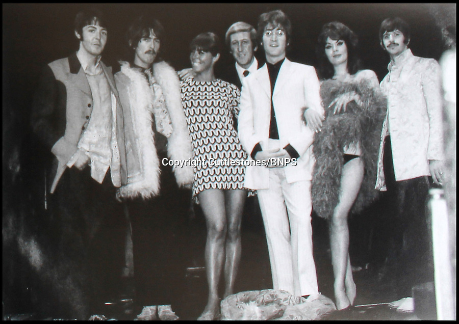 BNPS.co.uk (01202) 558833<br /> Picture: Cuttlestones<br /> <br /> **please use byline**<br /> <br /> Rarely seen photographs charting the illustrious career of The Beatles have come to light after they were discovered on several rolls of film in a dusty loft. The collection of 34 unpublished pictures were taken by the Fab Four's official photographer Derek Cooper and were found in cameras he bequeathed to a friend. Shot over a 13-year spell, the black and white images capture the band's meteoric rise to fame from humble beginnings at Liverpool's Cavern Club up to their break-up in 1970. Renowned music photographer Mr Cooper had unrivalled access to The Beatles from the beginning of their stardom in the early 60s.