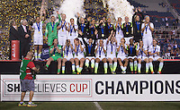 USWNT vs Germany, March 9, 2016