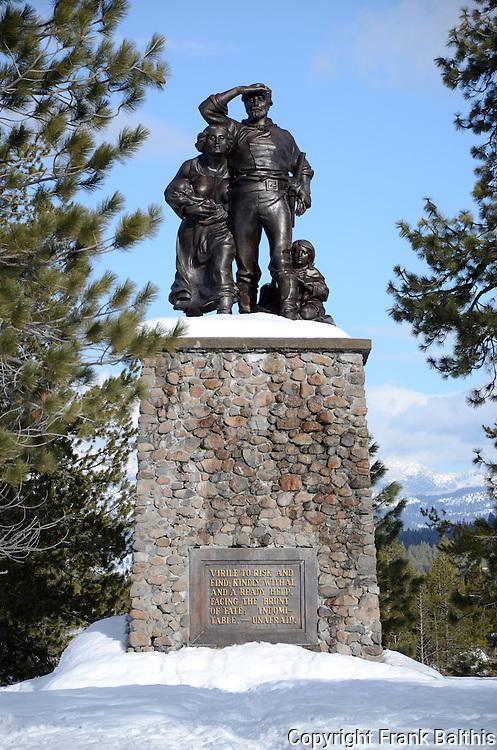 Donner Monument