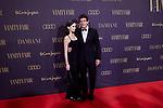 Antonio Banderas and Stella del Carmen Banderas attends to Vanity Fair 'Person of the Year 2019' Award at Teatro Real in Madrid, Spain.