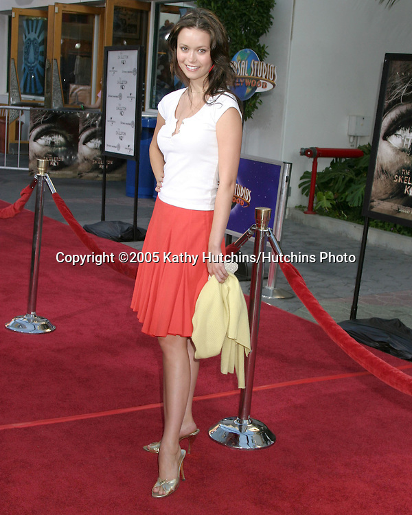 "Summer Glau.Premiere of ""The Skeleton Key"".Universal City Walk.Los Angeles, CA.August 2, 2005.©2005 Kathy Hutchins/Hutchins Photo..."