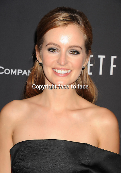 BEVERLY HILLS, CA- JANUARY 12: Actress Ahna O'Reilly attends The Weinstein Company &amp; Netflix 2014 Golden Globes After Party held at The Beverly Hilton Hotel on January 12, 2014 in Beverly Hills, California.<br /> Credit: Mayer/face to face<br /> - No Rights for USA, Canada and France -