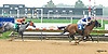 Money For Maria winning at Delaware Park on 10/1/16