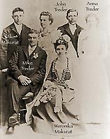 Old Treder/Seaman  Family Photos