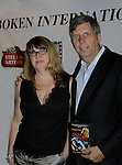 Joyce and Robert Borneman, executive producers, proudly announce the New York City premiere of Snapshot at the Manhattan Film Festival 2014 on June 27, 2014 at Quad Cinema, New York City, New York with the after party at DL - rooftop lounge.  (Photo by Sue Coflin/Max Photos)