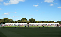 General view during the 5th ODI Blackcaps v England. Hagley Oval, Christchurch, New Zealand. Saturday 10 March 2018. ©Copyright Photo: Chris Symes / www.photosport.nz