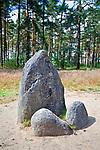 Odry - kamienne kręgi
