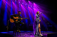 LONDON, ENGLAND - SEPTEMBER 10: Sasha Keable performing at Shepherd's Bush Empire on September 10, 2019 in London, England.<br /> CAP/MAR<br /> ©MAR/Capital Pictures