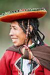 Quechua Indian, Peru