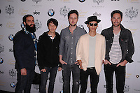 MIAMI, FL - NOVEMBER 08: Musical group Capital Cities arrives at Grand Opening of SLS Hotel South Beach at SLS South Beach on November 8, 2012 in Miami, Florida. © MPI10/MediaPunch Inc /NortePhoto